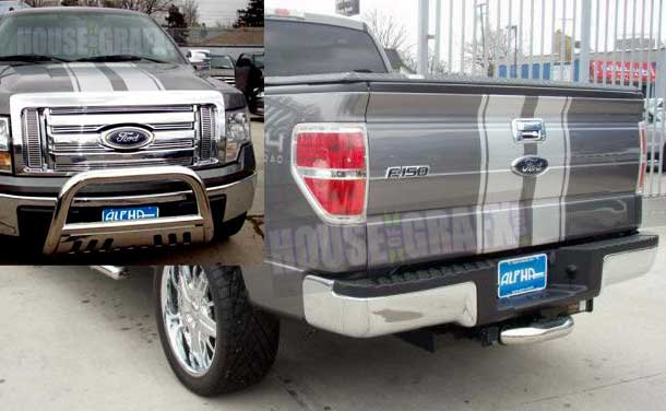 20 Rally Stripe Stripes Decals Fit Any Ford F150 Fx4 19