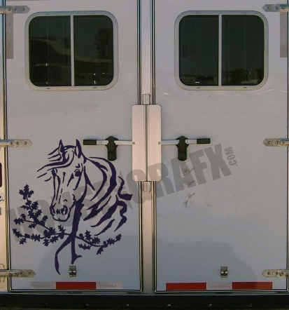 Horses  Farm Animals  House Of Grafx Your One Stop Vinyl - Horse decals for trucks