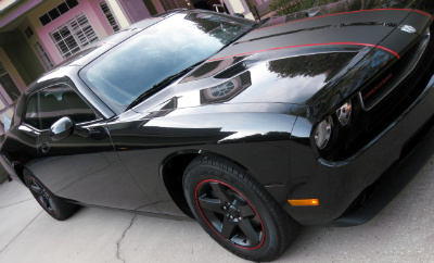 Racing Rally Stripes Stripe Oem Style Dodge Challenger 2