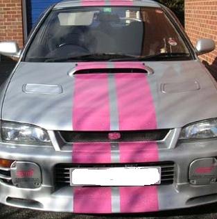 Custom Subaru Emblem >> Subaru Grafx : House of Grafx, Your One Stop Vinyl ...