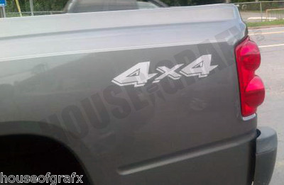 Ford F150 Bed Size >> 4x4 & OFF ROAD : House of Grafx, Your One Stop Vinyl ...