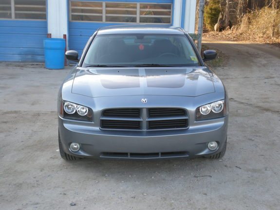 Dodge Charger Stripes Decals Dodge Charger Hood Decal