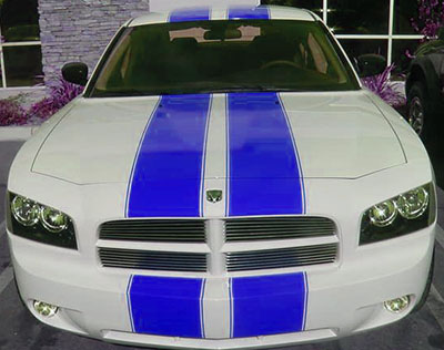 Dodge Charger Stripes Decals Stripe Decals Fit Dodge
