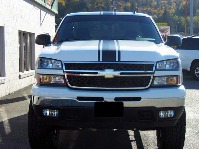 10 center rally racing stripe for any vehicle ford chevy dodge