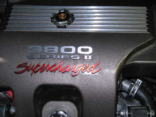 Engine Cover Overlays Decal Decals Will Fit 97 03 Grand