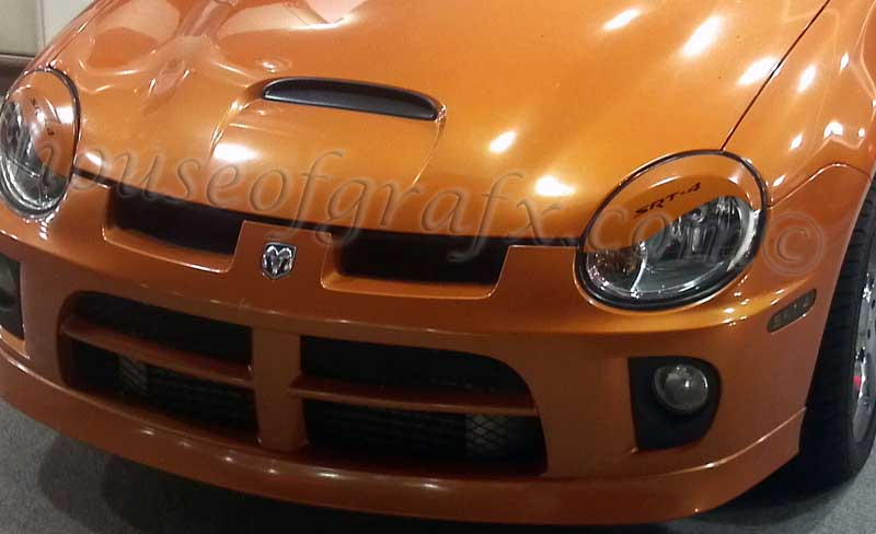 new s style eyelids w text for any 2003 2006 dodge neon srt 4 279 Dodge Calibar SRT new s style eyelids w text for any 2003 2006 dodge neon