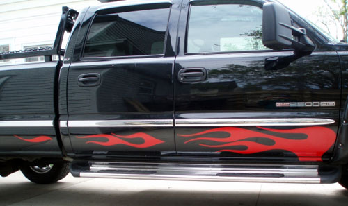 Goat Head Window Decal Decals Sticker Graphics Fits All GTOs - Window stickers for trucks