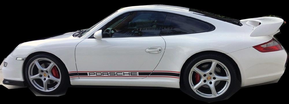 Porsche Grafx : House of Grafx, Your One Stop Vinyl Graphics