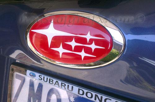 Subaru Grafx : House of Grafx, Your One Stop Vinyl ...