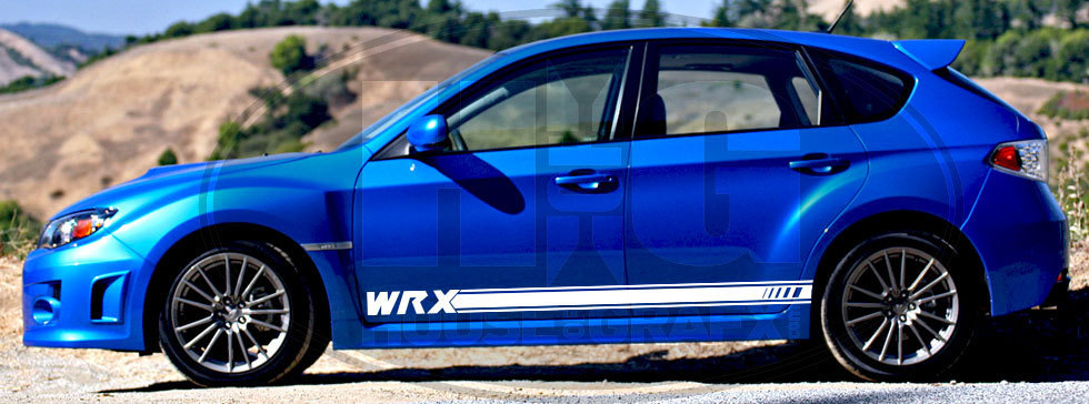 Rocker Panel Stripes Graphics Decals Decal Fit 2011